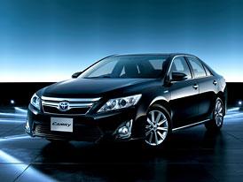 Toyota Camry: Zámořský sedan i pro Japonsko