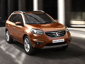 Renault Koleos 2012: Nov� fotky