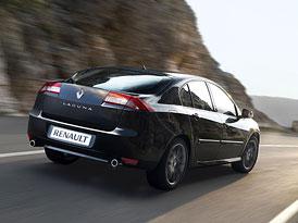 Renault Laguna 2,0 Energy dCi: Kombinovaná spotřeba 4,5 l/100 km