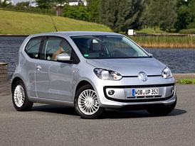 Volkswagen Up!: Prvn� kontakt