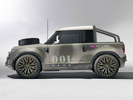 Land Rover DC100: Virtual tuning od Project Kahn