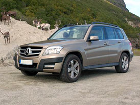 Moje.Auto.cz: Mercedes-Benz GLK 350 CDI – Uživatelská recenze