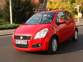 Suzuki Splash 1,0 Dual VVT (50 kW): Vyšší výkon, nižší spotřeba