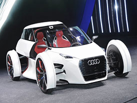 Audi Urban Concepts: Video a fotografie z premi�ry, nov� informace