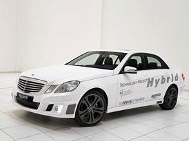 Brabus Technology Project Hybrid: �asy se m�n�