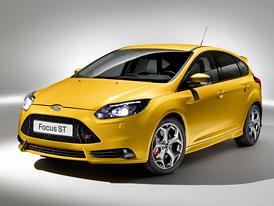 Ford Focus ST: Kombi pro rychlé rodiny, hatch pro tatínky (video)