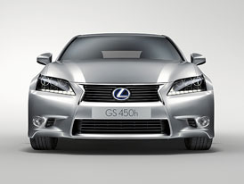 Lexus GS 450h (252 kW): Super-hybrid jako jediná volba pro Evropu (video)
