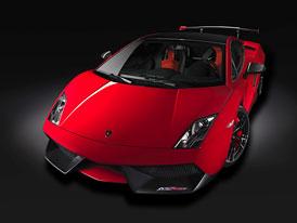 Lamborghini Gallardo LP570-4 Super Trofeo Stradale: Extrémní závěr (video)