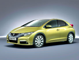 Honda Civic: Evropský občan číslo 9