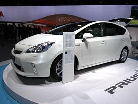 Toyota Prius+: První dojmy (video)
