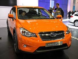 Subaru XV: První dojmy