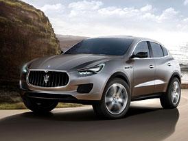 Maserati Kubang podruhé. Výroba v roce 2013