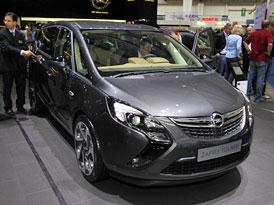 Opel Zafira: První dojmy