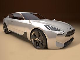 Video: Kia GT – Atraktivní koncept pro Frankfurt