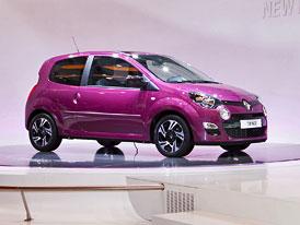 Modernizovaný Renault Twingo: První svého druhu (2 x video)
