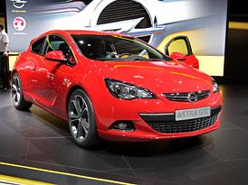 Opel Astra GTC: První dojmy (video)