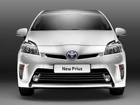 Japonský trh v roce 2011: Pořadí modelů vede Toyota Prius