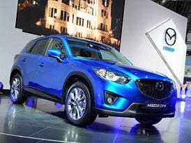Mazda hodlá navýšit kapitál o 1,5 miliardy eur