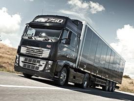 Volvo FH16 750: Nový vrchol nabídky k výročí