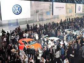 Video z IAA 2011: To nejlepší z galavečeru koncernu VW (12.9.2011)