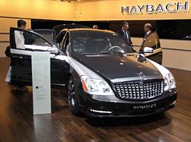 Maybach ve Frankfurtu: 125 let automobilu