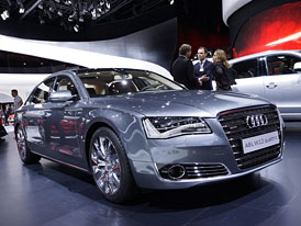 Audi A8 L W12 exclusive concept: 50 dWanáctiWálců pro náročné