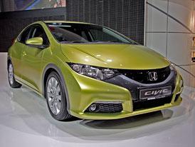 Honda Civic 5D: poprvé u volantu