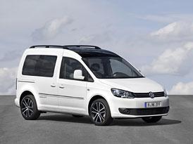 Volkswagen Caddy Edition 30: Pracant slaví třicetiny