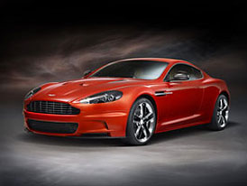 Aston Martin DBS Carbon Edition: V barvě Virage