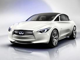 Infiniti: Nový model bude stát na základech Mercedesu