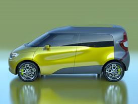 Video: Renault Frendzy – Koncept staticky i v pohybu