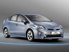 Toyota Prius Plug-In Hybrid: Vzhůru do série