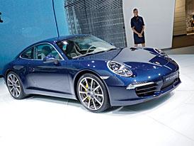 Porsche ve Frankfurtu: Nastupuje generace 991
