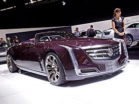 Cadillac ve Frankfurtu: Limuzína bez střechy