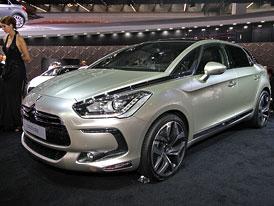 Citroën ve Frankfurtu: Vrchol řady DS a koncept stylového MPV
