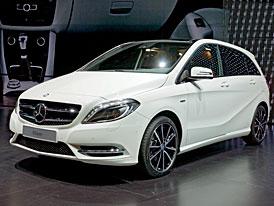 Mercedes-Benz ve Frankfurtu: 10 světových premiér