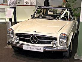 Mechatronik ve Frankfurtu: Veterán se srdcem AMG