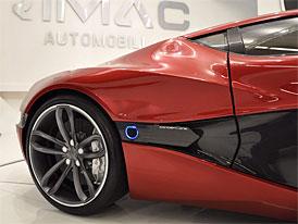 Rimac ve Frankfurtu: Supersportovn� Concept_One