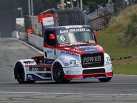 Mistrovství Evropy trucků: Češi opět bodují