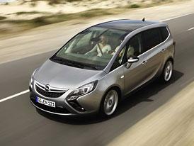 Video: Opel Zafira Tourer � J�zda s novou generac� MPV