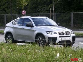 Spy Photos: BMW X6 xDrive50d – Nový super-diesel z Mnichova