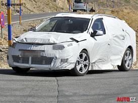 Spy Photos: Renault Mégane – Design podle Twinga, nové motory