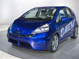 Honda Jazz EV: Nové podrobnosti o elektromobilu