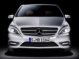 Mercedes-Benz B: České ceny začínají na 558 tisíc Kč