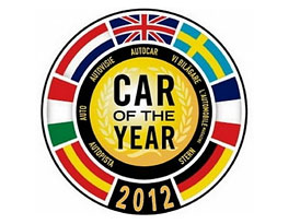 Car of the Year 2012: Nominace 35 vozů