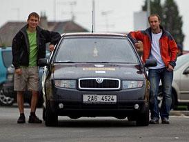 Škoda Economy Run 2011: S Fabií 1,2 HTP pod 2,8 l/100 km