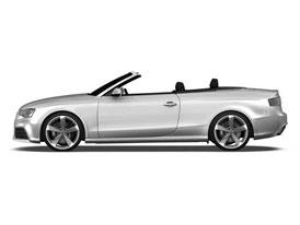 Audi RS5 bude i jako kabriolet