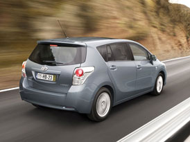 Toyota Verso: Japonské MPV nyní od 399.900,- Kč