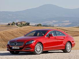 Mercedes-Benz CLS 4Matic: Ceny na �esk�m trhu