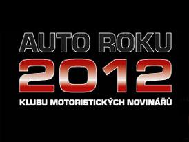 Auto roku KMN 2012: 5 finalistů